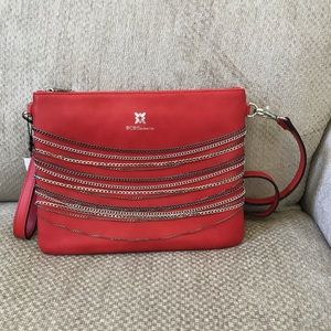 NWT BCBGeneration Milena Clutch/Crossbody